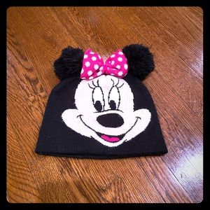Disney Minnie Mouse winter hat